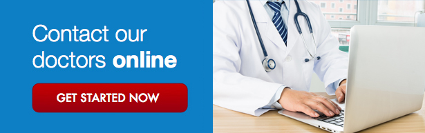 Contact our doctors online