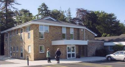 Image showing the Surgery building